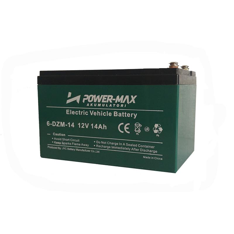 baterija za elektro bicikl 12V/14Ah power max