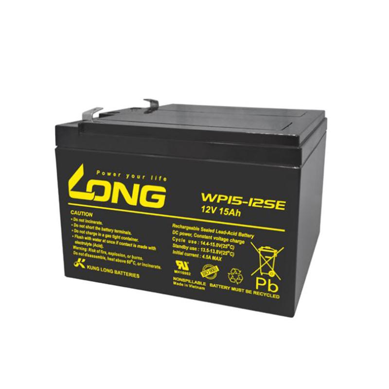 baterija za elektro bicikl 12V/15Ah LONG