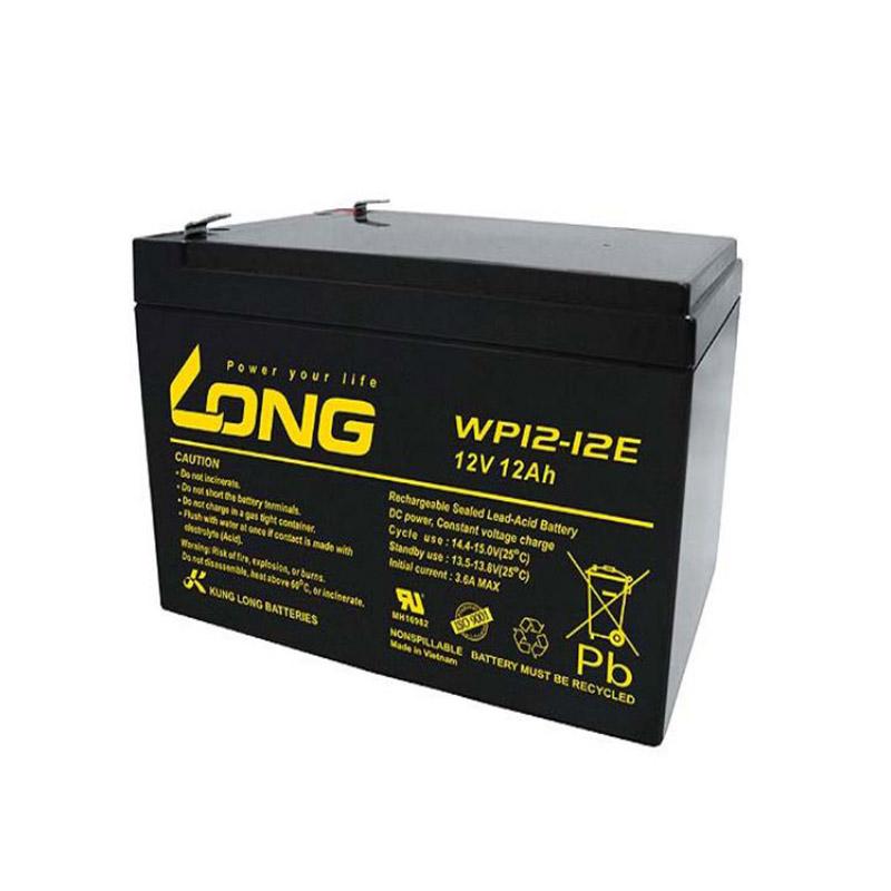 baterija LONG za elektro bicikle 12V/12Ah