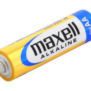 baterija maxell alkalna AA