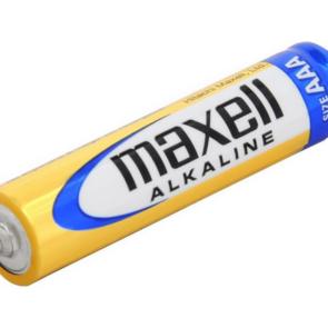 baterija maxell alkalna AAA
