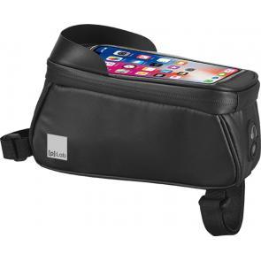 torbica P LAB na ram za telefon crna